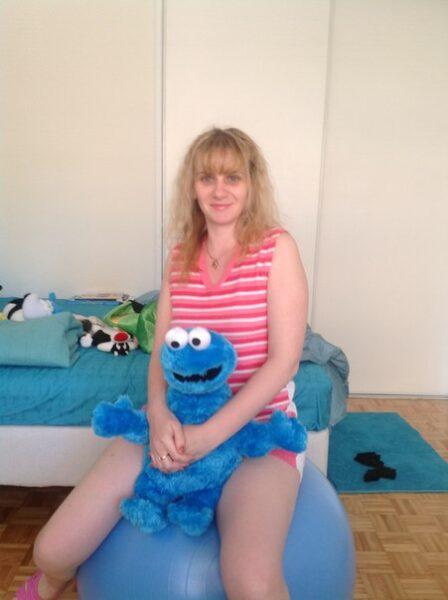 Magdalena, 29 cherche un moment détente et coquin