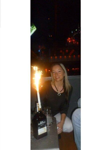 Saskia, 28 cherche une relation régulière correcte et coquine